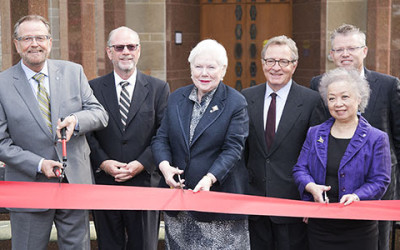 Tyndale University College & Seminary Celebrates Opening of New Campus