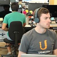 Udacity - massive open online course