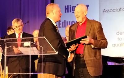 2016 Biblical Higher Education Award Recipient – Dr. William D. Boyd