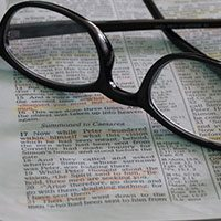 Bible View From Below