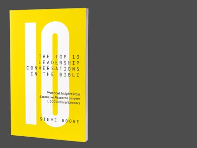 The Bible's Most Crucial Leadership Conversations