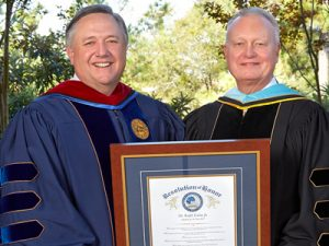 Ralph Enlow-CIU Alumnus of the Year