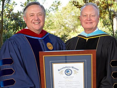 Ralph Enlow – CIU Alumnus of the Year