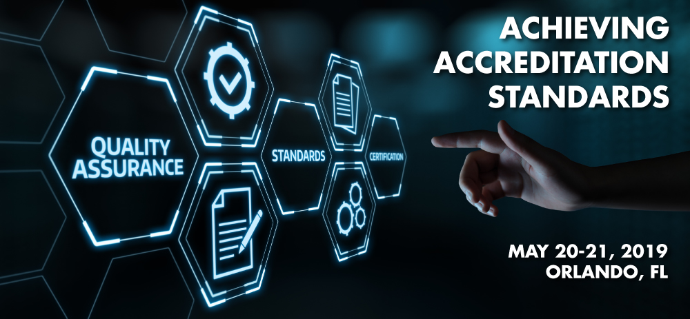 Achieving Accreditation Standards