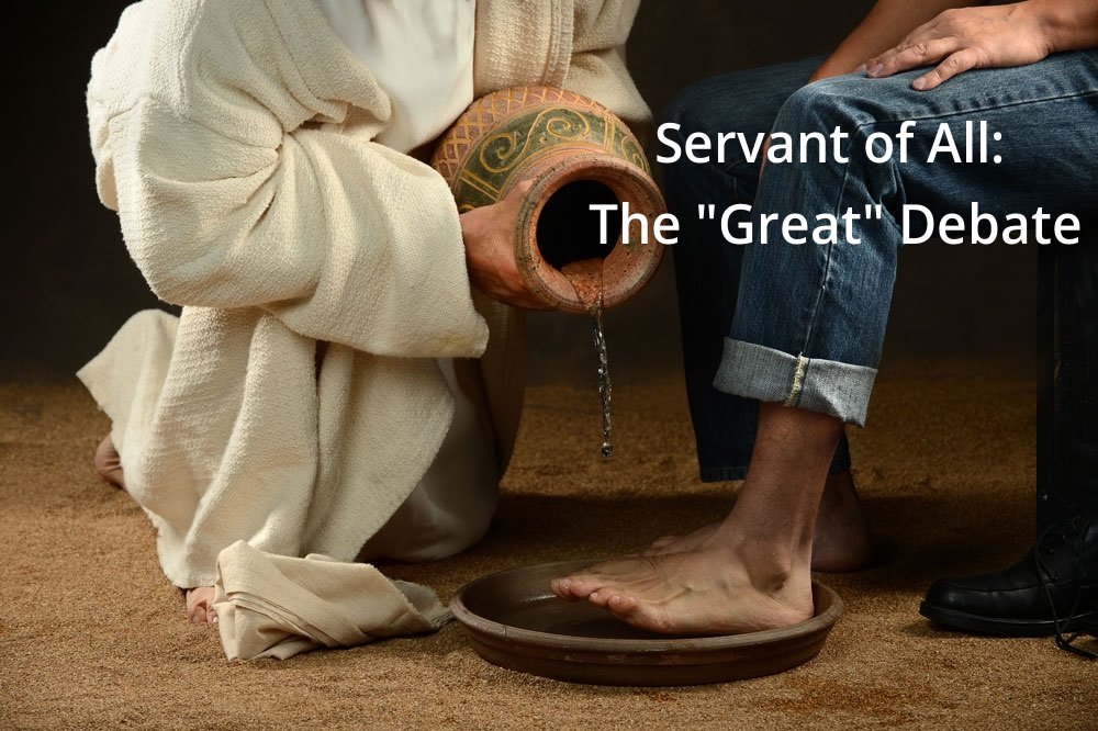 "Servant of All: The ""Great"" Debate"