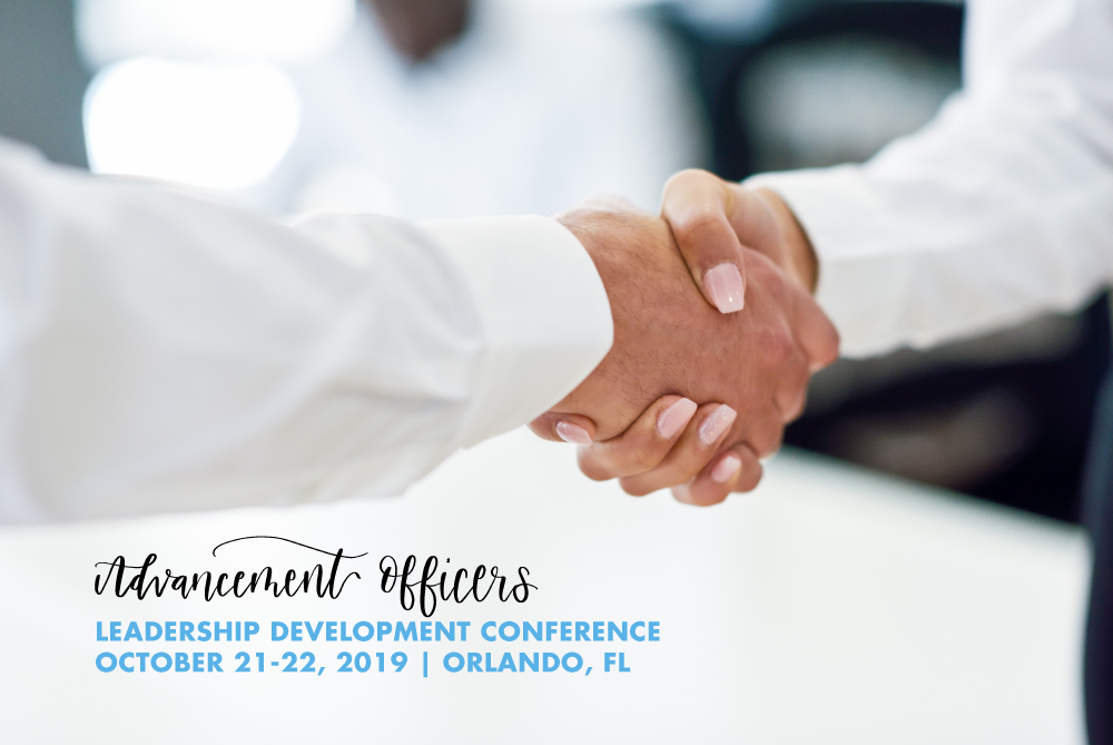 Advancement Officers Conference