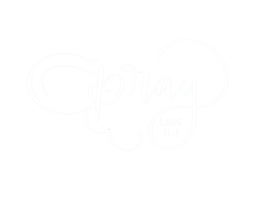 Teach us to Pray Logo