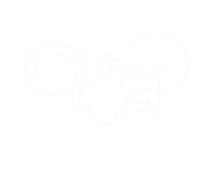 Teach us to Pray Logo