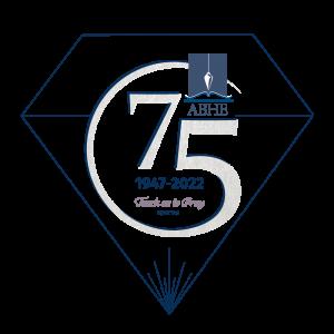 ABHE 75th Anniversary Logo